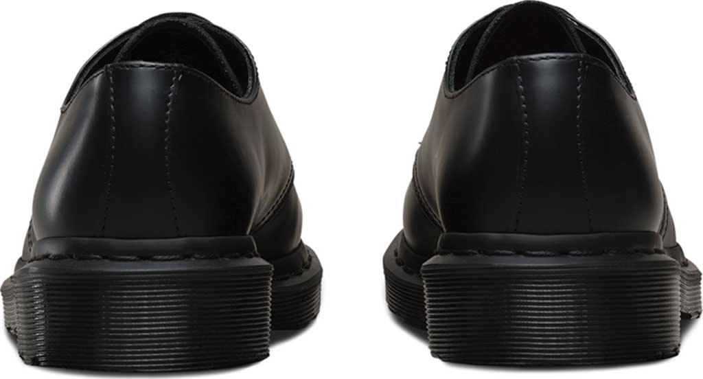 Dr. Martens 1461 3-Eye Shoe, Black Smooth Mono, large, image 5