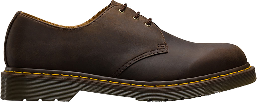 Dr. Martens 1461 3-Eye Shoe, Gaucho Crazyhorse Distressed Leather, large, image 2