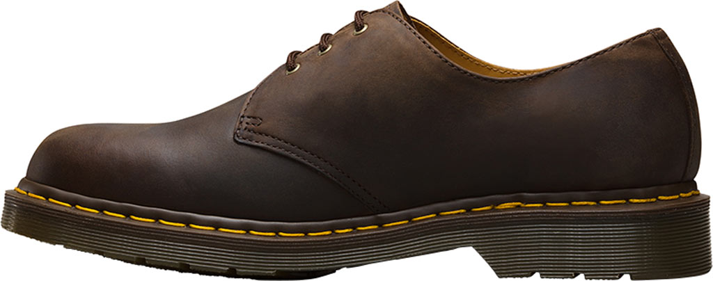 Dr. Martens 1461 3-Eye Shoe, Gaucho Crazyhorse Distressed Leather, large, image 3