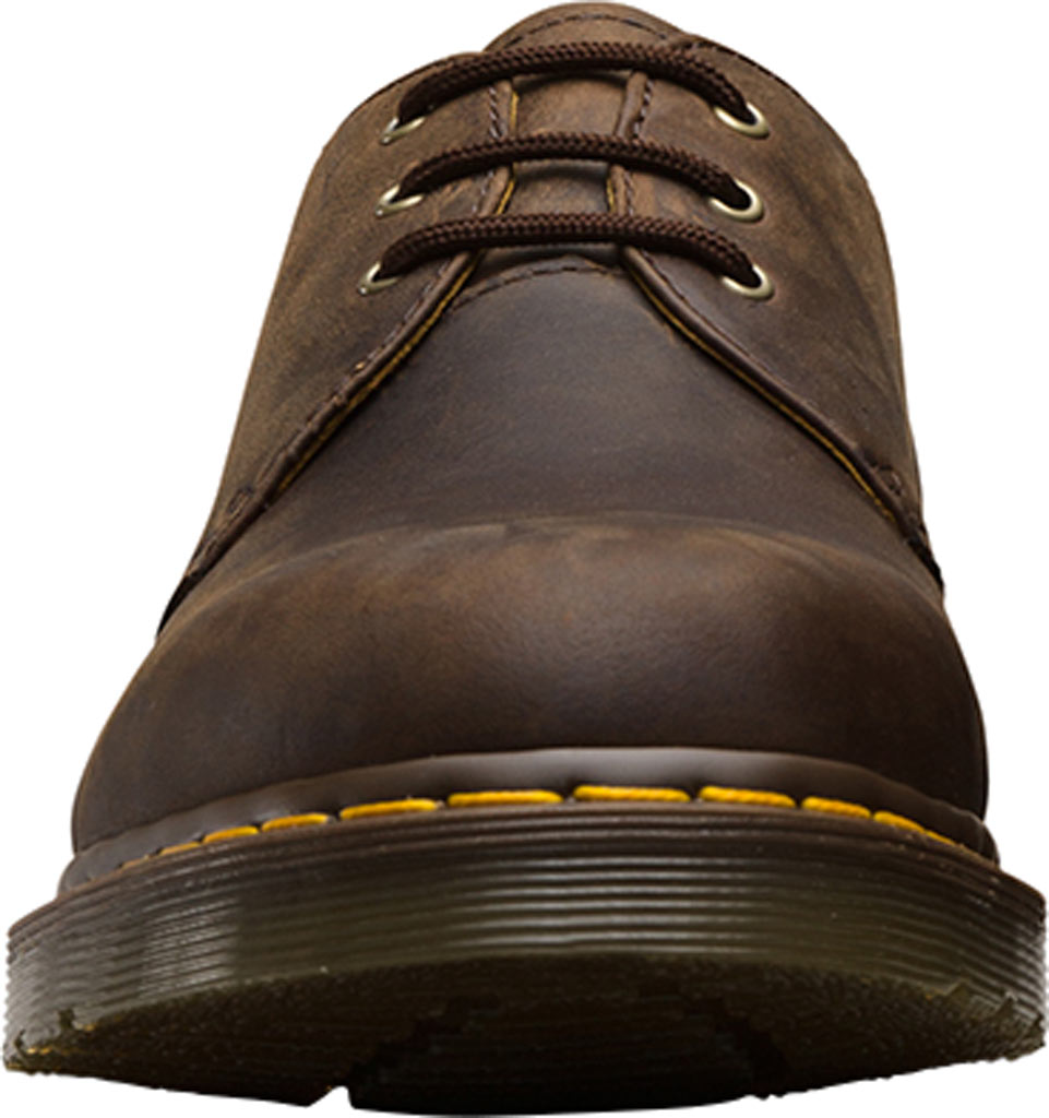 Dr. Martens 1461 3-Eye Shoe, Gaucho Crazyhorse Distressed Leather, large, image 4