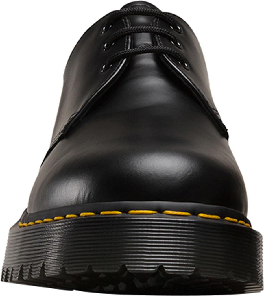 Dr. Martens 1461 3-Eye Shoe, Black Smooth Leather/Bex, large, image 4