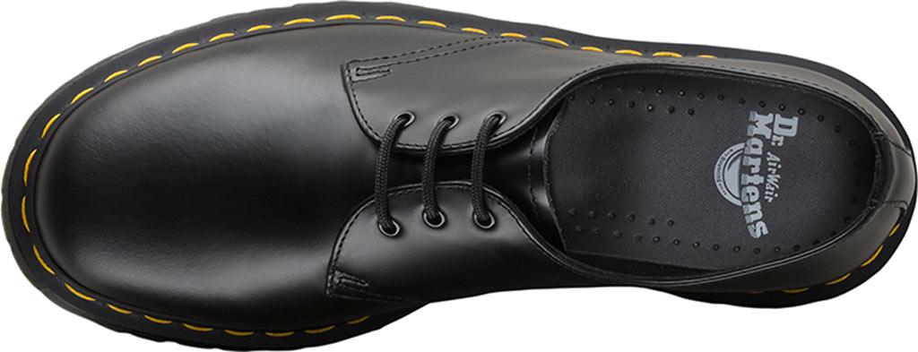Dr. Martens 1461 3-Eye Shoe, Black Smooth Leather/Bex, large, image 6
