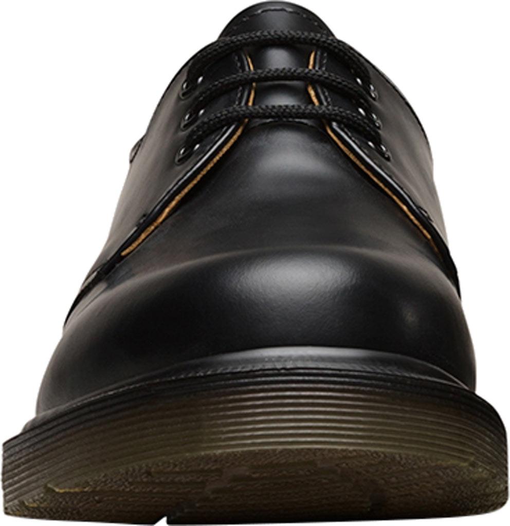 Dr. Martens 1461 3-Eye Shoe, Black Smooth Leather, large, image 4
