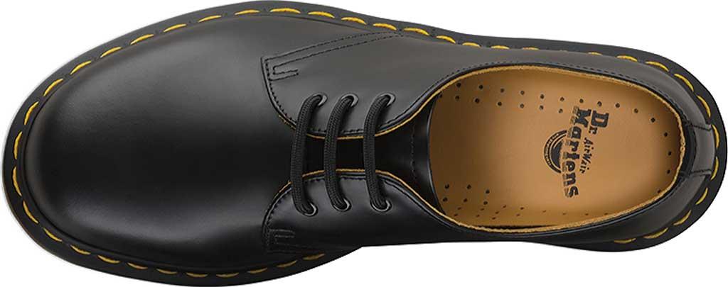 Dr. Martens 1461 3-Eye Shoe, Black Smooth, large, image 6