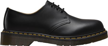 Dr. Martens 1461 3-Eye Shoe, Black Smooth, large, image 2