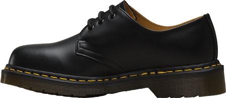 Dr. Martens 1461 3-Eye Shoe, Black Smooth, large, image 3