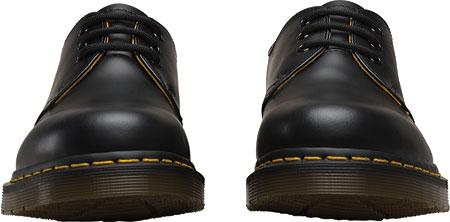 Dr. Martens 1461 3-Eye Shoe, Black Smooth, large, image 4
