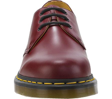 Dr. Martens 1461 3-Eye Shoe, Cherry Red Smooth, large, image 4