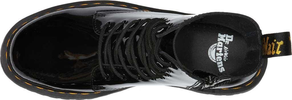 Dr. Martens Jadon 8-Eye Boot, Black Patent Lamper Leather, large, image 4