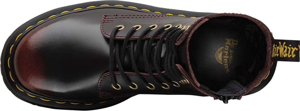 Dr. Martens Jadon 8-Eye Boot, Cherry Red Arcadia Leather, large, image 4