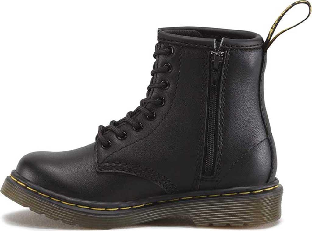 Infant Dr. Martens Brooklee Boot, Black Softy T, large, image 3