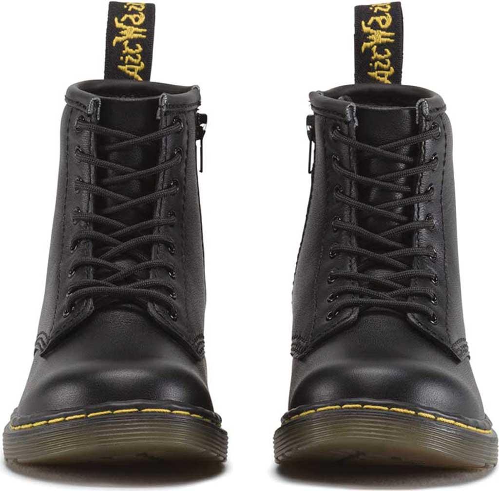 Infant Dr. Martens Brooklee Boot, Black Softy T, large, image 4