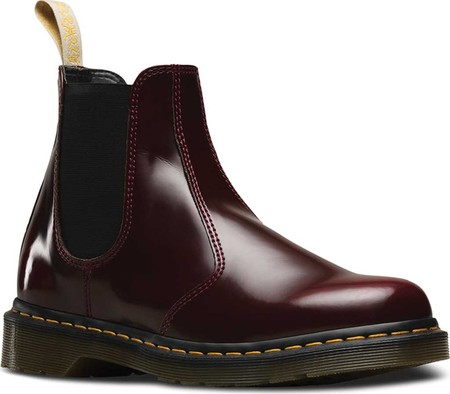 Dr. Martens 2976 Chelsea Boot, Cherry Red Bush, large, image 1