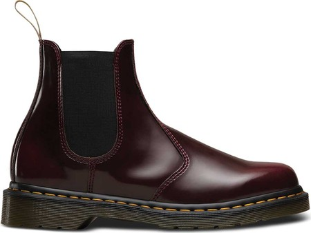 Dr. Martens 2976 Chelsea Boot, Cherry Red Bush, large, image 2