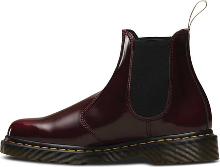 Dr. Martens 2976 Chelsea Boot, Cherry Red Bush, large, image 3
