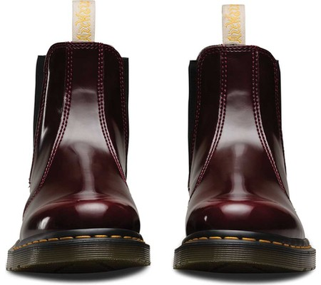 Dr. Martens 2976 Chelsea Boot, Cherry Red Bush, large, image 4