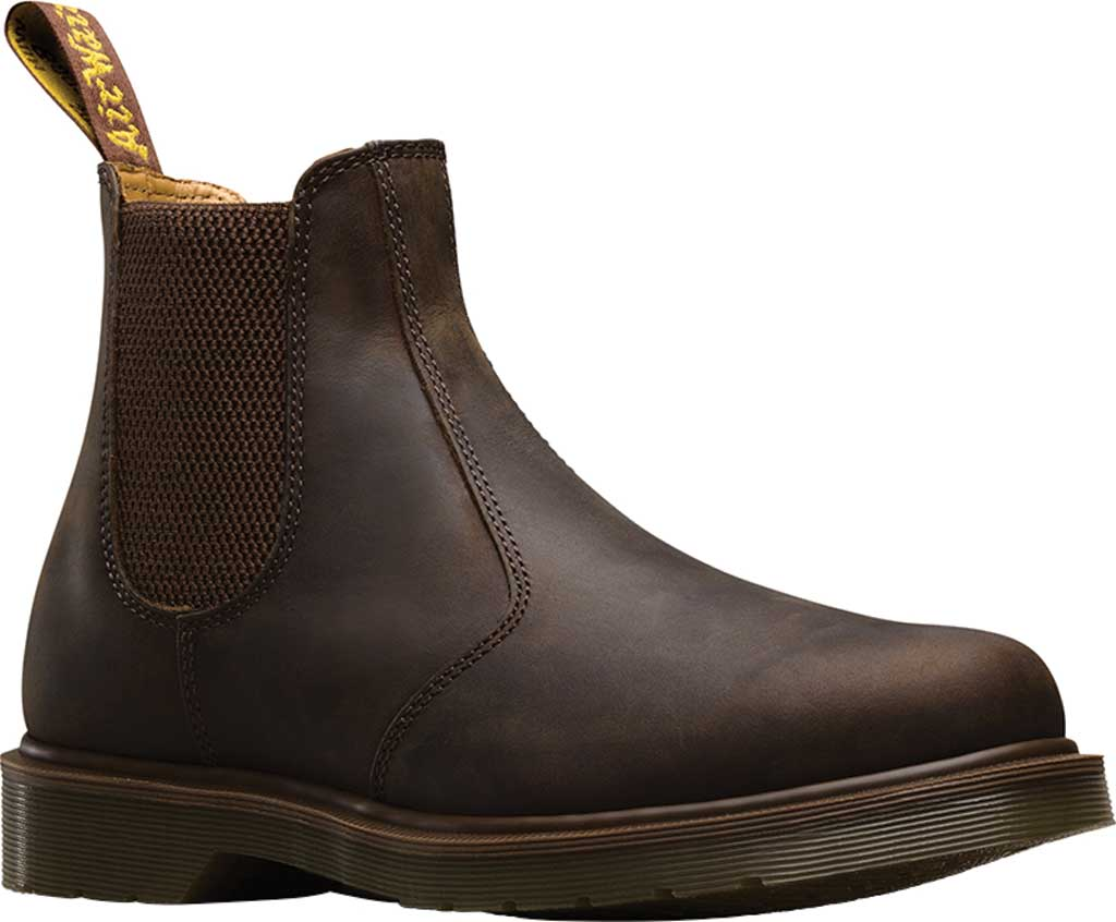Dr. Martens 2976 Chelsea Boot, Gaucho Crazy Horse, large, image 1