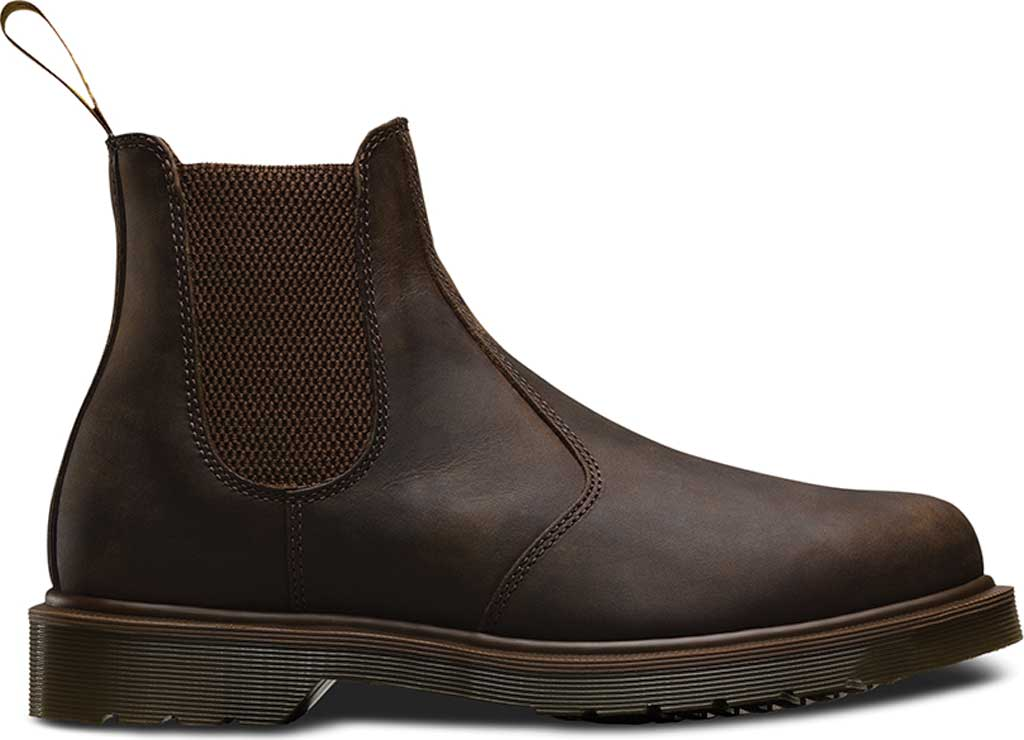 Dr. Martens 2976 Chelsea Boot, Gaucho Crazy Horse, large, image 2