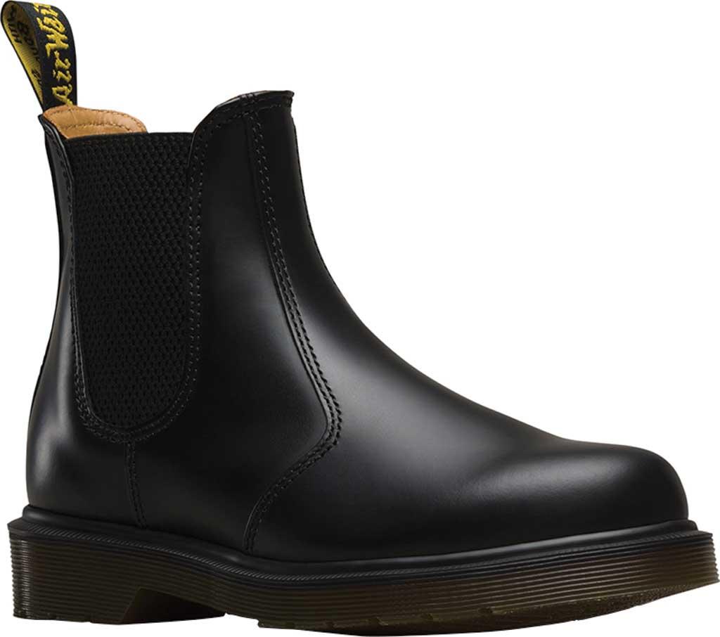 Dr. Martens 2976 Chelsea Boot, Black Smooth, large, image 1