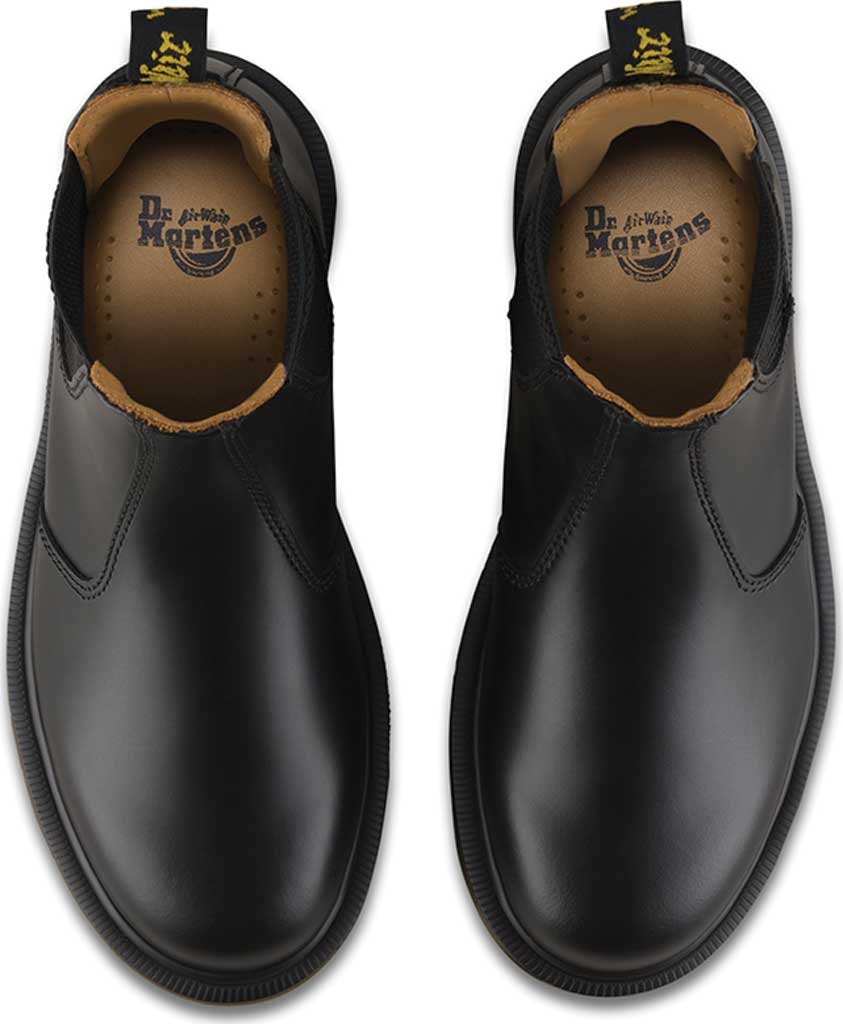 Dr. Martens 2976 Chelsea Boot, Black Smooth, large, image 6