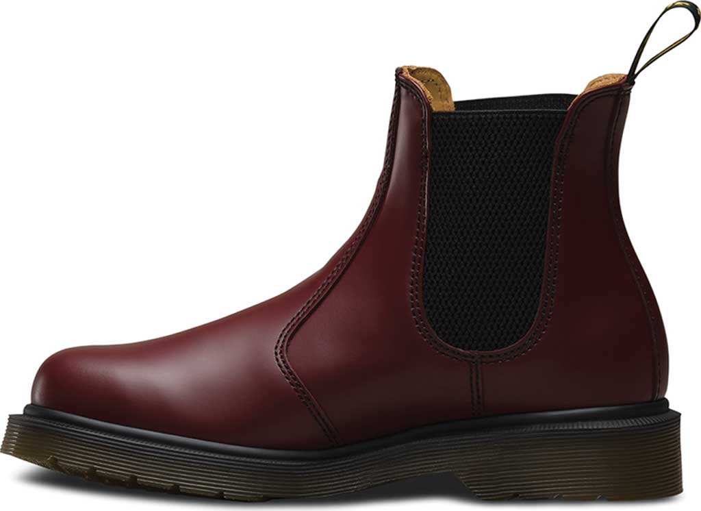 Dr. Martens 2976 Chelsea Boot, Cherry Red Smooth, large, image 3