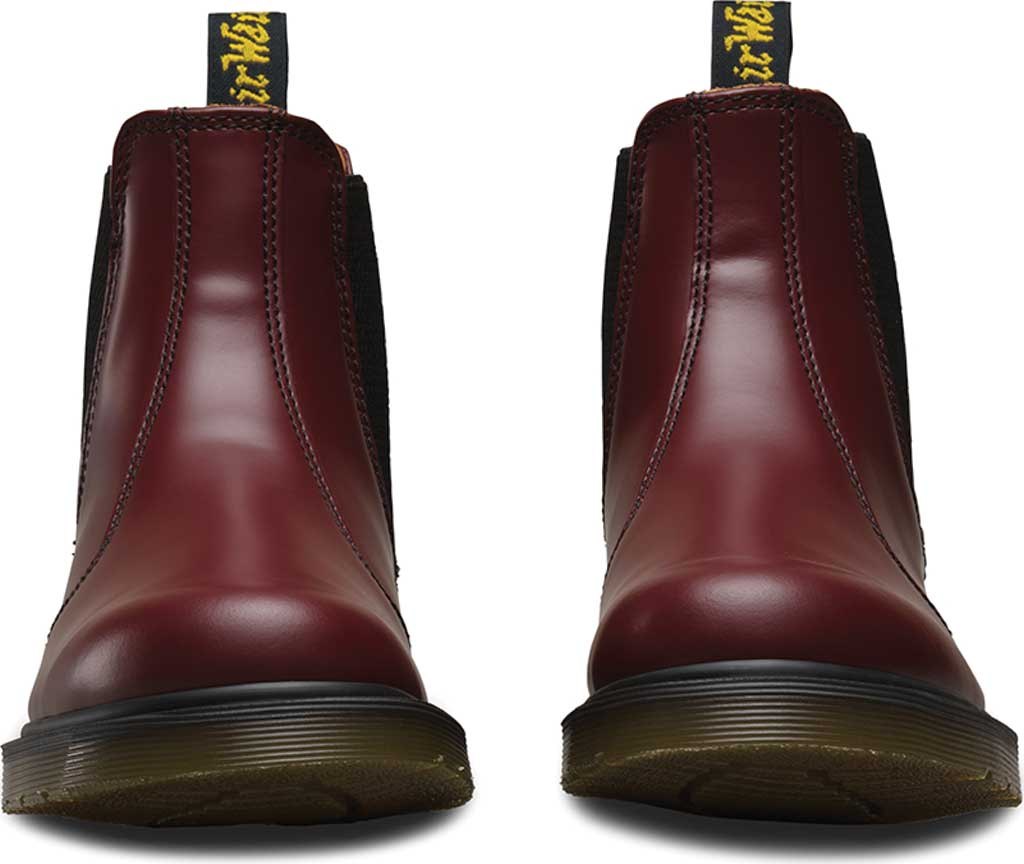 Dr. Martens 2976 Chelsea Boot, Cherry Red Smooth, large, image 4