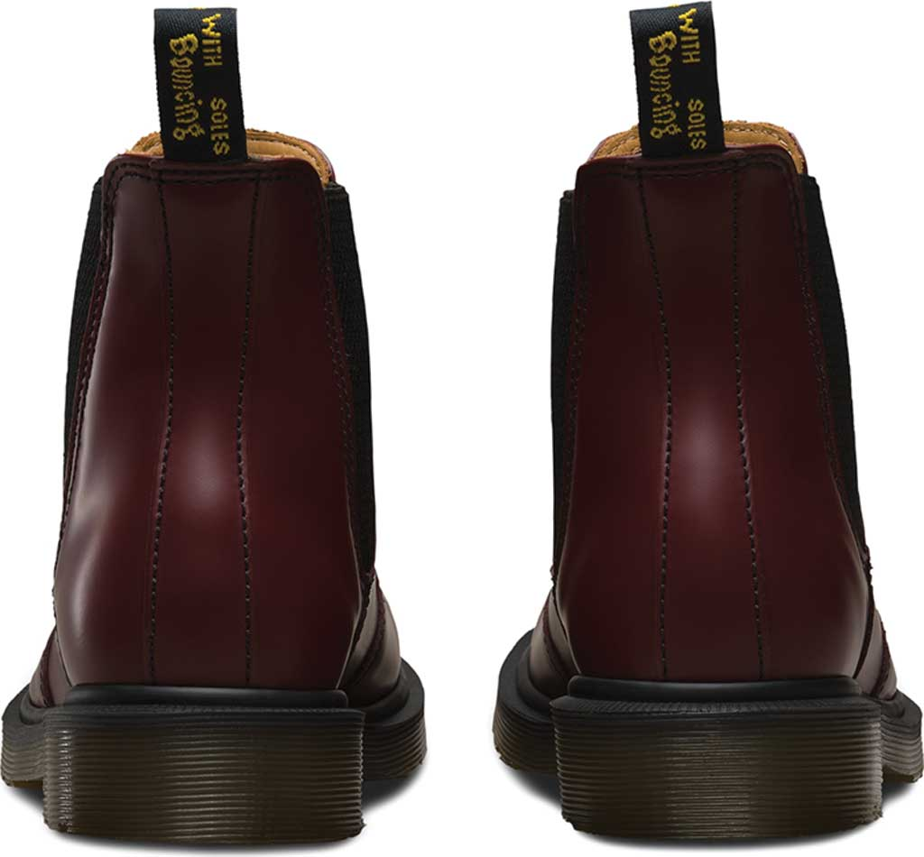Dr. Martens 2976 Chelsea Boot, Cherry Red Smooth, large, image 5