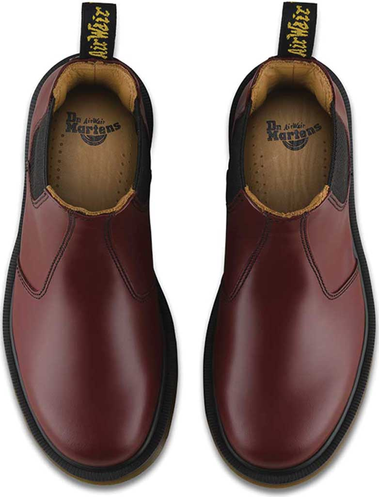 Dr. Martens 2976 Chelsea Boot, Cherry Red Smooth, large, image 6