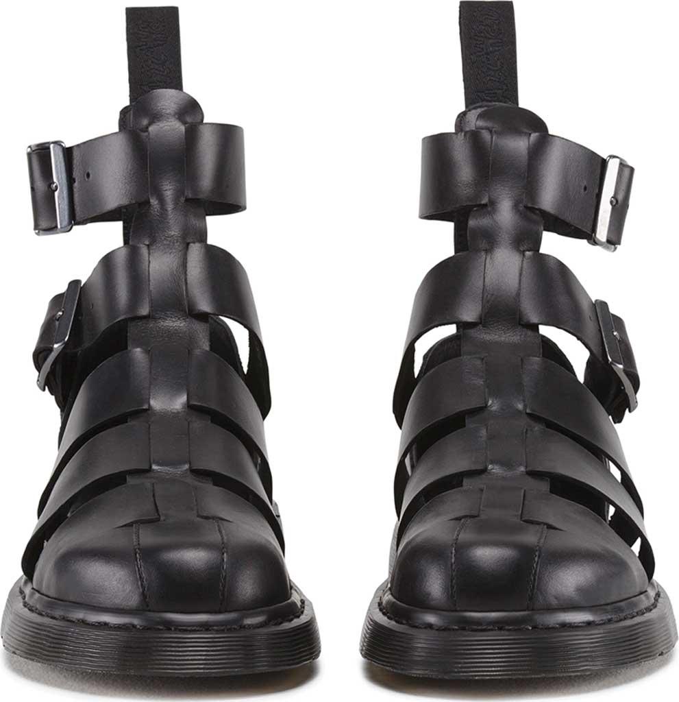 Dr. Martens Geraldo Ankle Strap Sandal, Black Brando, large, image 4