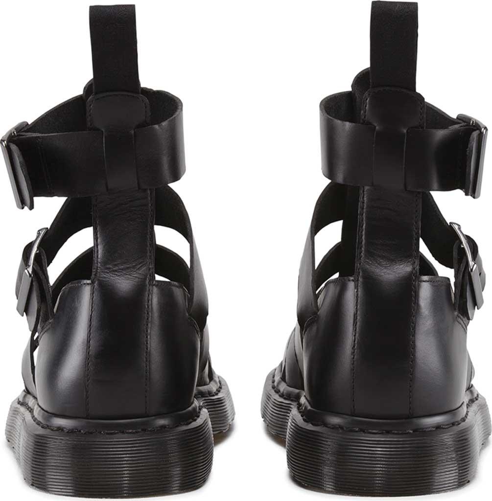 Dr. Martens Geraldo Ankle Strap Sandal, Black Brando, large, image 5