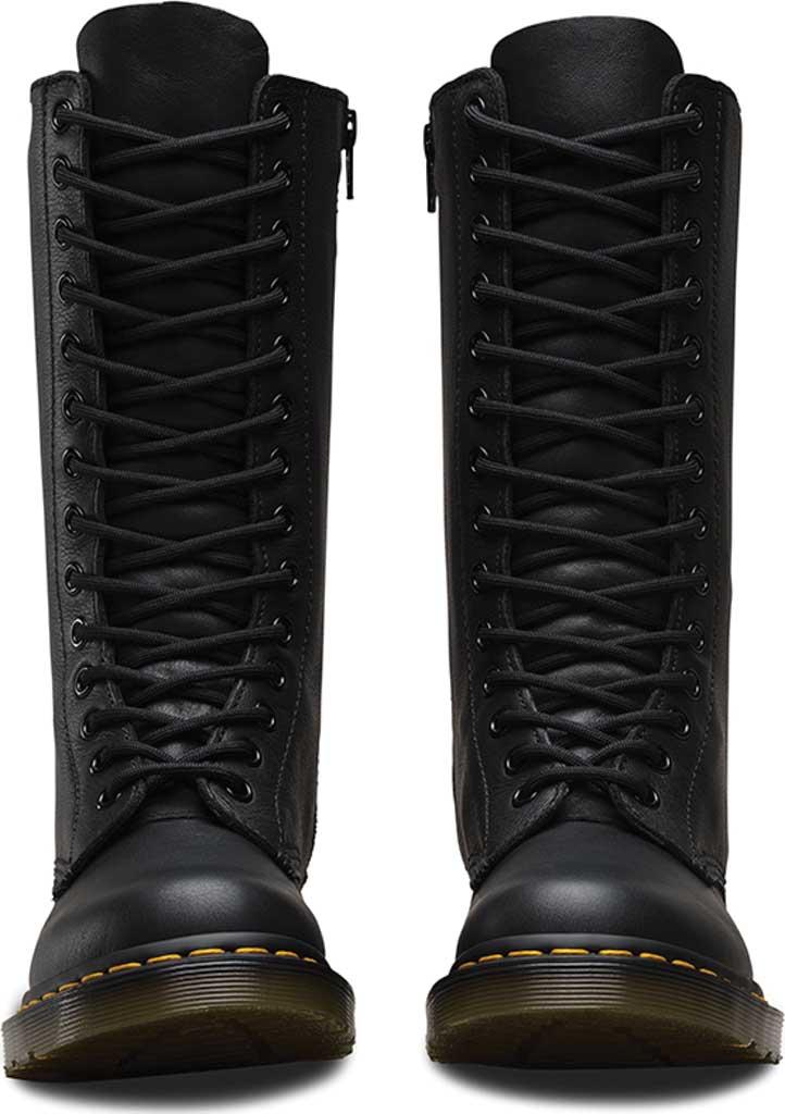 Dr. Martens 1B99 14-Eye Zip Boot, Black Virginia, large, image 4