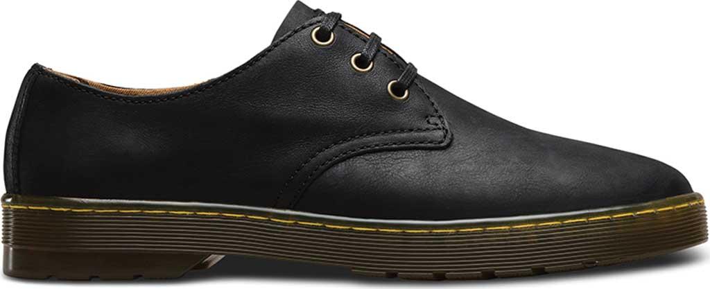 Men's Dr. Martens Coronado 3-Eye Shoe, Black Wyoming, large, image 2