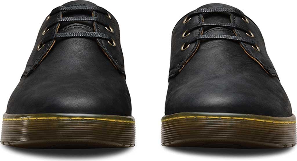 Men's Dr. Martens Coronado 3-Eye Shoe, Black Wyoming, large, image 4
