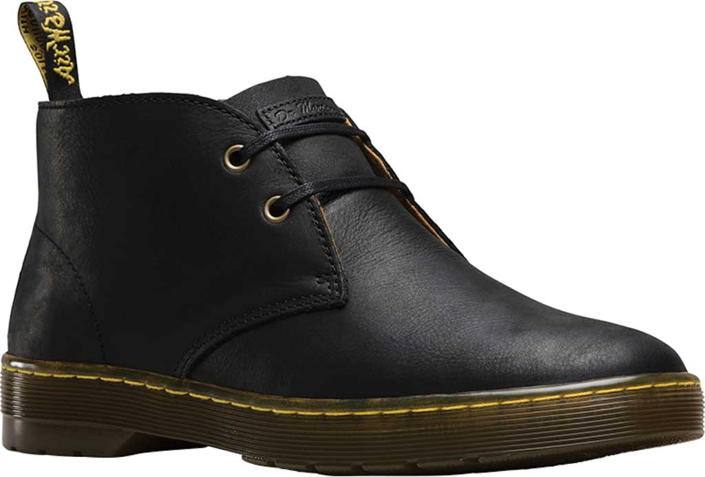 Men's Dr. Martens Cabrillo 2 Dye Desert Boot, Black Wyoming, large, image 1
