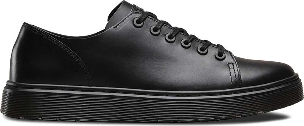 Dr. Martens Dante 6 Eye Raw Shoe, Black Brando, large, image 2