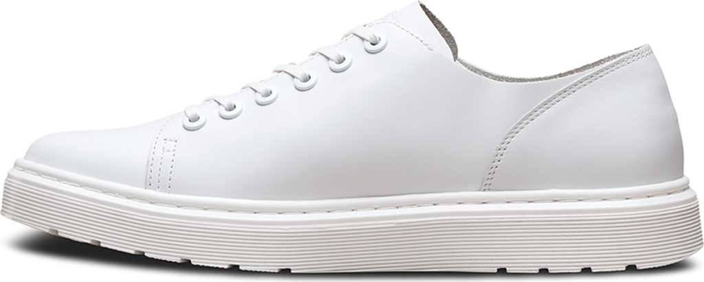 Dr. Martens Dante 6 Eye Raw Shoe, White Venice, large, image 3