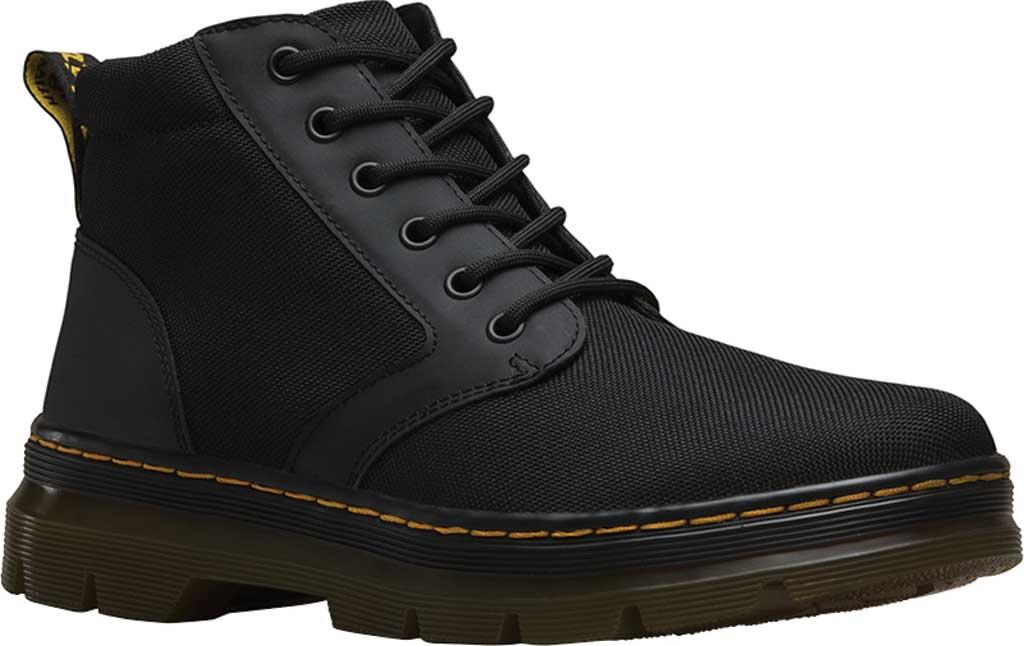 Men's Dr. Martens Bonny Chukka Boot, Black Nylon, large, image 1