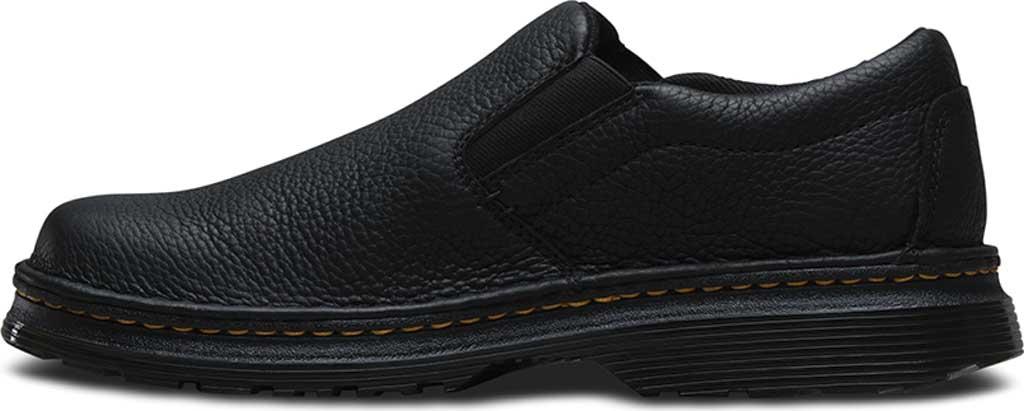 Men's Dr. Martens Boyle Slip On Shoe, Black Grizzly, large, image 3
