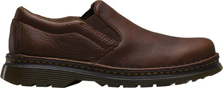Men's Dr. Martens Boyle Slip On Shoe, Dark Brown Grizzly, large, image 2