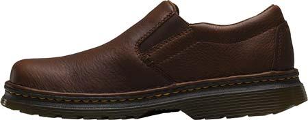 Men's Dr. Martens Boyle Slip On Shoe, Dark Brown Grizzly, large, image 3