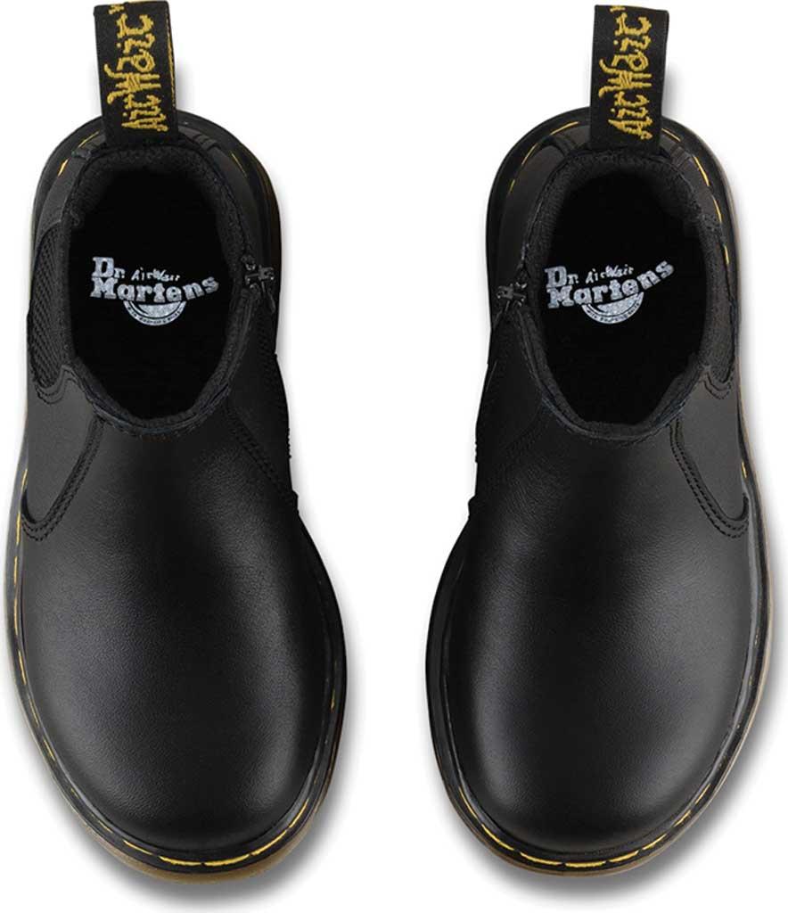 Infant Dr. Martens Shenzi Chelsea Boot, Black Softy T, large, image 6