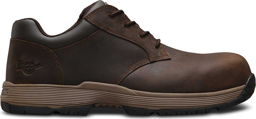 Dr. Martens Work Linnet SD Non-Metallic Safety Toe 4 Eye Shoe, Gaucho Connection, large, image 2