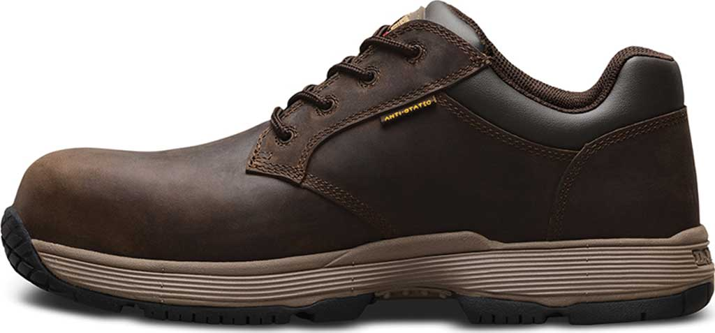 Dr. Martens Work Linnet SD Non-Metallic Safety Toe 4 Eye Shoe, Gaucho Connection, large, image 3