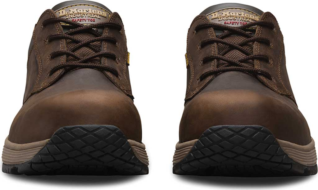 Dr. Martens Work Linnet SD Non-Metallic Safety Toe 4 Eye Shoe, Gaucho Connection, large, image 4