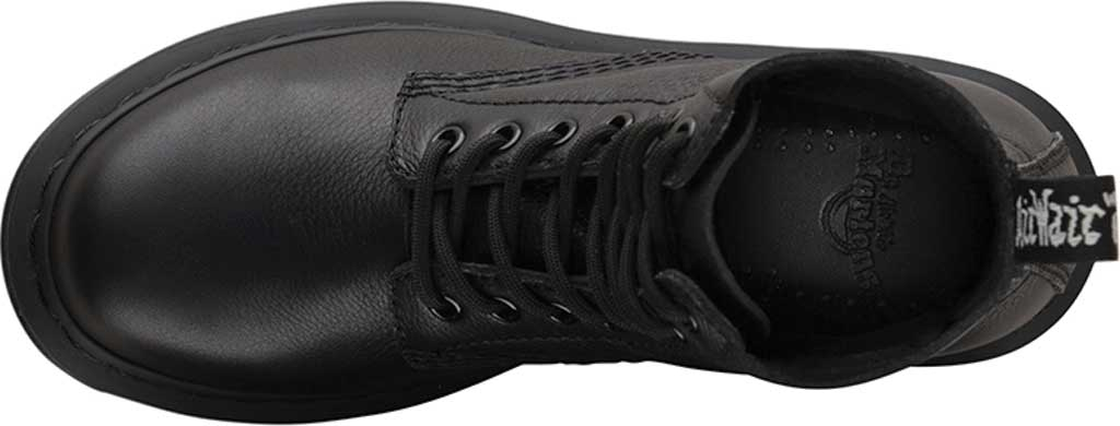 Women's Dr. Martens Pascal 8-Eye Zip Boot, Black Virginia Leather, large, image 4