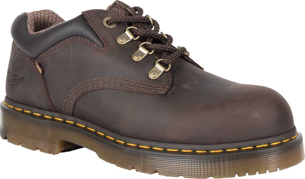 Dr. Martens Work Hylow Steel Toe Work Shoe, Gaucho Oiled Leather, large, image 1