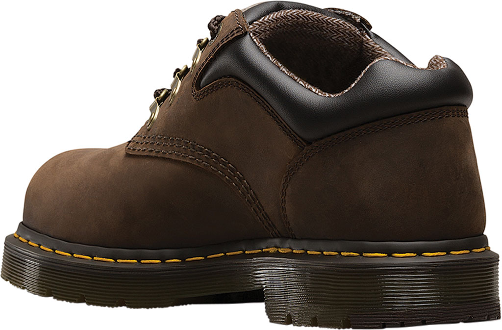 Dr. Martens Work Hylow Steel Toe Work Shoe, Gaucho Oiled Leather, large, image 3