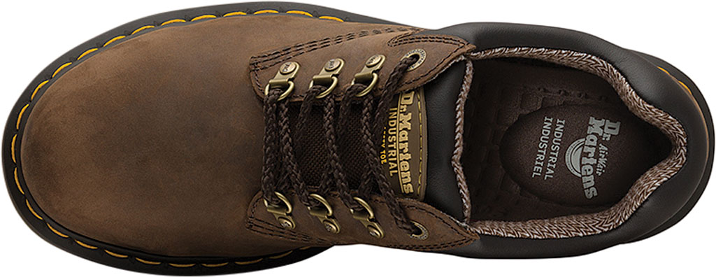 Dr. Martens Work Hylow Steel Toe Work Shoe, Gaucho Oiled Leather, large, image 4