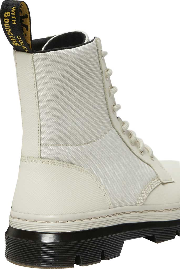 Dr. Martens Combs II 8-Eye Boot, Bone Element Split Leather/Poly Rip Stop, large, image 3