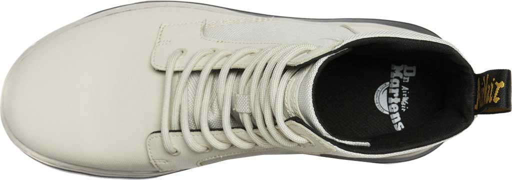 Dr. Martens Combs II 8-Eye Boot, Bone Element Split Leather/Poly Rip Stop, large, image 4